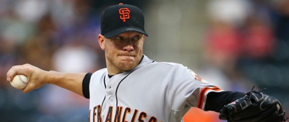Jake Peavy and Giants Go for 2-0 World Series Lead Over Yordano Ventura and Royals