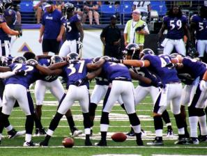 Baltimore Ravens vs Detroit Lions Monday NFL Betting Lines