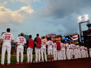 Cardinals Host Royals Monday Night in St. Louis for Interleague Game