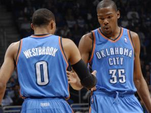 Clippers and Thunder Open Round Two of NBA Playoffs Monday Night