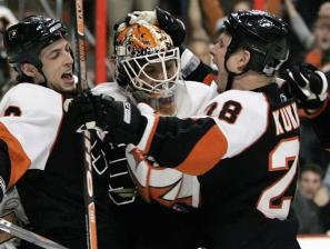 Philadelphia Flyers vs Florida Panthers Monday NHL Betting