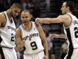 Spurs Going for 2-0 Lead Against Thunder at Home Wednesday Night