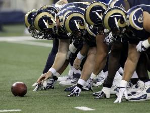 Sunday NFL Online Betting: Chicago Bears vs St. Louis Rams