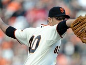 Giants Ask Bumgarner to Sweep Nationals Out of NLDS on Monday Evening